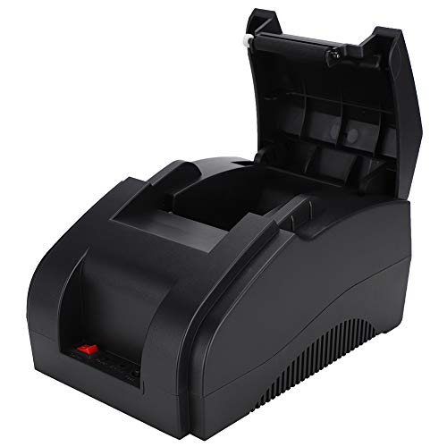 Mini Printer, Convenient Label Printer Printer Status Display 0.05mm~0.15mm for Windows/iOS/Android 110-240v