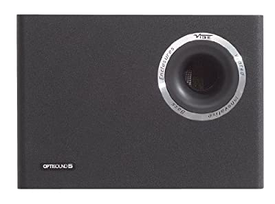 Vibe OptiSound TV5D Digitial TV Subwoofer from VIBE Audio