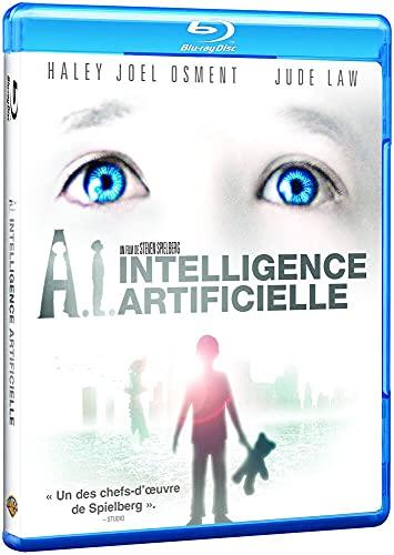 A.I. (Intelligence Artificielle) [Blu-Ray]