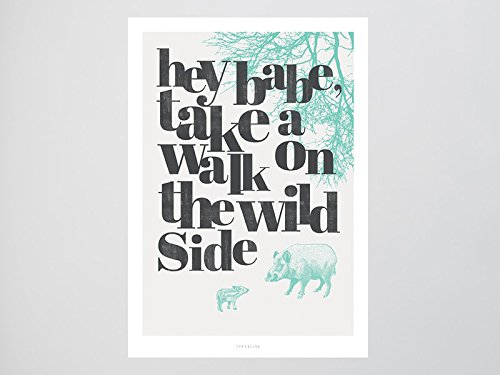Kunstdruck Poster / Wild Side