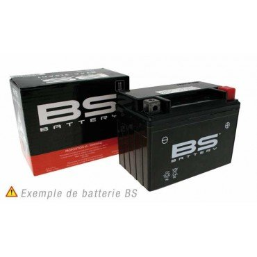 Derbi GPR Nude 50 Racing batteria BS bb4l-b -321274
