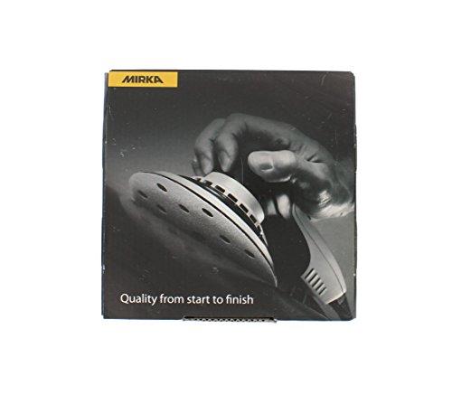 Mirka oro 23–622–060–6'discos, gramaje 60velcro gancho y bucle 50/caja