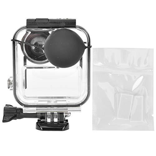 20m diepte waterdichte behuizing Beschermhoes Aanraken van verstelbare koffer Duikaccessoire voor GoPro MAX Panorama Action Camera