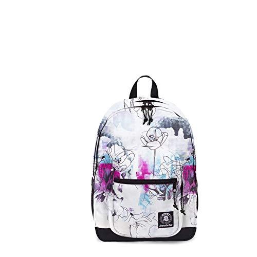 ZAINO INVICTA - JELEK - Fantasia Paint and Flower - tasca porta pc padded - 38 LT -