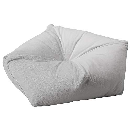 ik Ikea Lurvig - Cama para perros y gatos, color gris claro, 53 x 15 cm