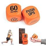 Phoenix Fitness RY1051 - Dados De Ejercicio Para Entrenamiento...