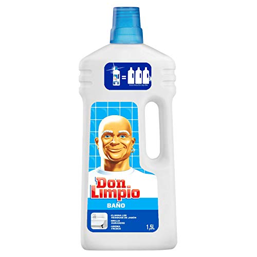 Don Limpio Don Limpio 1500 Ml.Duplo Baño Pack Ahorro - 150 ml