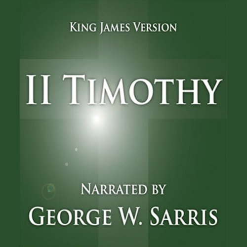 The Holy Bible - KJV: 2 Timothy audiobook cover art