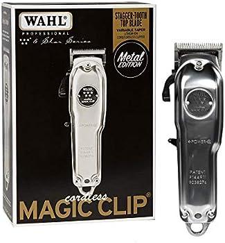 Wahl Professional 5-Star Metal Edition Cordless Magic Clipper