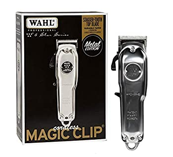 Wahl Professional 5 Star Series Metal Edition Cordless Magic Clip 1 Count
