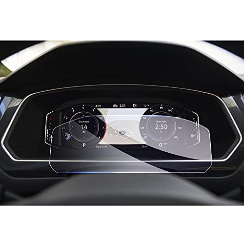 GAFAT Compatible con tablero de instrumentos de 10,3 pulgadas, protector de pantalla...