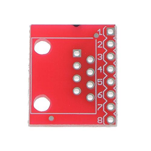 Homyl Conectores Modulares/Conectores Ethernet RJ45 Breakout Board