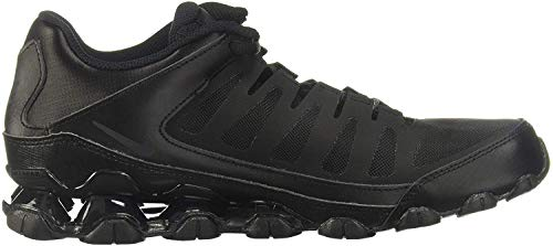 Nike Herren Reax 8 TR MESH Laufschuhe, Schwarz (Black/Black/Anthracite 001), 45.5 EU