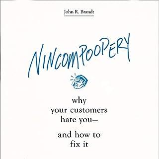 Nincompoopery cover art
