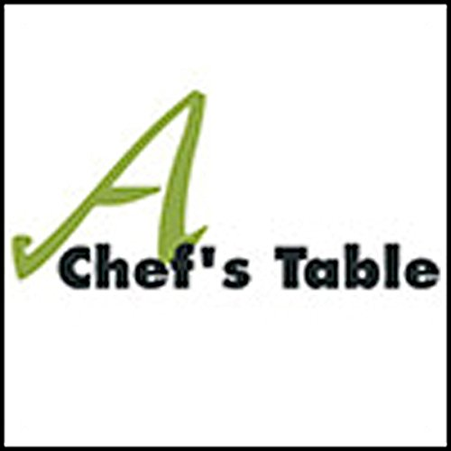 A Chef's Table audiobook cover art