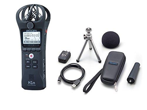 ZOOM(ズーム) ハンディレコーダー H1n + アクセサリーパック APH-1n セット