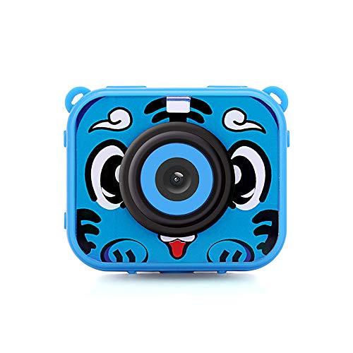 Juguete de cámara digital para niños Los Niños Impermeable Cámara De Vídeo Digital Cámara HD 1080P Se Divierte La Cámara Y Videocámara Deportes Niños Y Niñas De Cumpleaños Juguetes Regalos creativos p