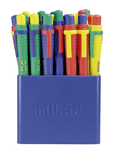Milan Sway Mix - Pack de 40 bolígrafos