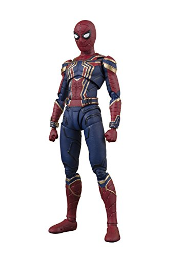 Bandai S. H. Figuarts Avengers Iron Spider Man Spiderman (Avengers/Infinity War) Approximately 140 mm Japan