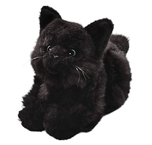 Carl Dick Peluche - Gato Negro (Felpa, 20cm) Juguete 1308004