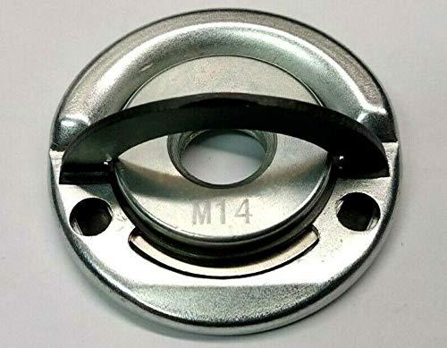 M14 Profi Schnellspannmutter Spannmutter Bügel Schraube 64Gramm für Winkelschleifer/Flex 115,125,180,230
