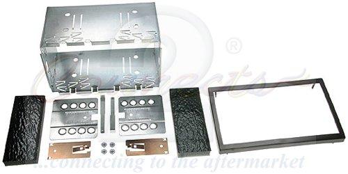 Connects2 CT23ST04A - Marco Adaptador Doble DIN Seat Alhambra/Arosa/Cordoba/Ibiza 2000>
