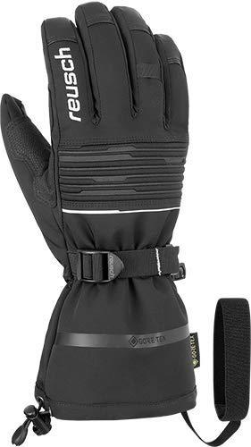 Reusch Isidro GTX Handschuh, Black/White, 11
