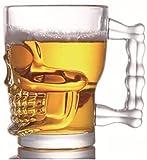 Hs&sure Tazze da Birra, Steins Birra, Bicchieri di Birra, Tazza di Birra, Tazze di Birra, Grandi Tazze di Birra, personalità Creativa Bicchieri da Vino, Tazze, Tute (2 Confezioni)