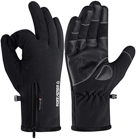 30 Waterproof Winter Gloves for Men Women 10 Touch Screen Finger for Ski Snow M product image