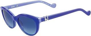Liu Jo Oval LJ3600S Indigo Girl's Sunglasses For, Purple 49 mm