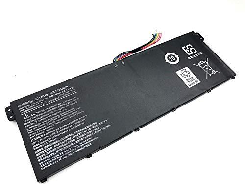 AC14B18J 3ICP5/57/80 Reemplazo de la batería del portátil para Acer Aspire ES1-111M ES1-131 ES1-521 ES1-522 ES1-531 ES1-533 ES1-571 ES1-731 ES1-731G Chromebook 11 CB3-111 13 CB5-311 (11.4V 36Wh)
