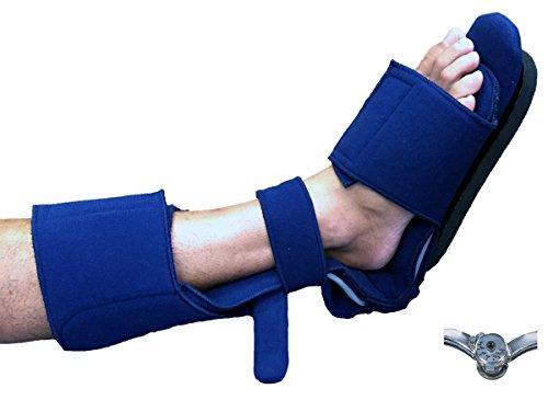 Rolyn Prest Spring Loaded Goniometer Ankle Foot Orthosis - Model 927250