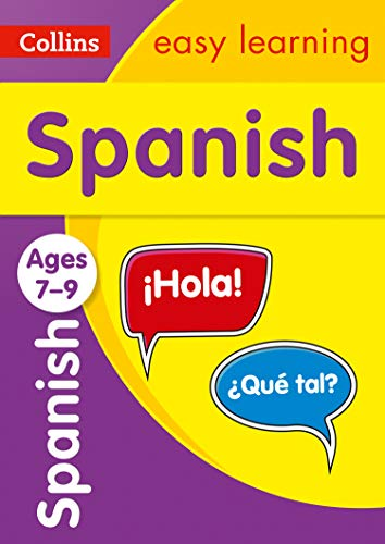 Spanish Ages 7-9: Ideal for learning at home (Collins Easy Learning Primary Languages) (English Edition)