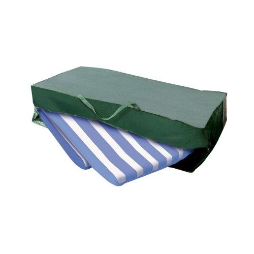 Rayen 6092 - Funda para Cojines con Cremallera y Ventana Transparente, 125 x 60 x 32 cm
