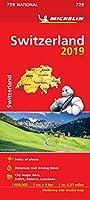 Switzerland 2019 - Michelin National Map 729: Map (Michelin National Maps)