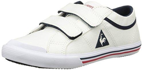 Le Coq SportifSaint Gaetan PS Cvs - Sneaker Unisex - Bambini, Bianco (Blanc (Optical White)), 31