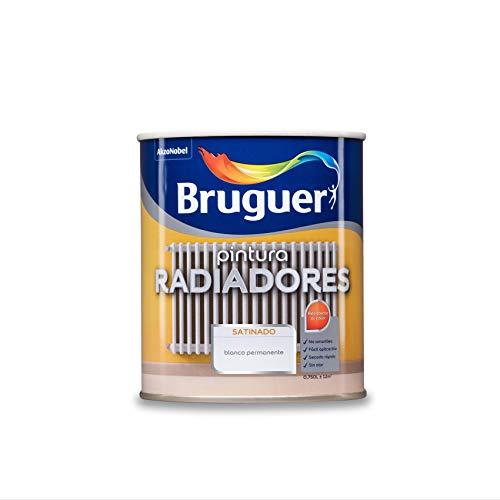 Bruguer Esmalte Radiadores Satinado Blanco 750 ml