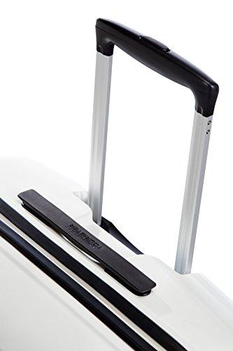 [アメリカンツーリスター]スーツケースキャリーケースボンエアースピナー66保証付57.5L66cm3.5kgホワイト