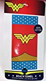 Kids Warehouse Wonder Woman Fight for Rights, Beach Towel
