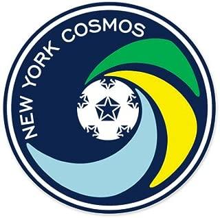 New York Cosmos - United States Football Soccer Futbol - Car Sticker - 4