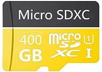 高速400GBマイクロSDカード Androidスマートフォン、タブレット クラス10 SDXCメモリーカード(400GB-A)