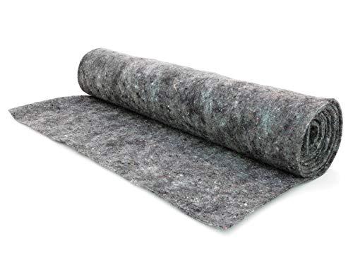 Primaflor - Ideen in Textil Teichvlies Boden-Schutzvlies für Pool- und Teichbau - 2,00m x 10,00m, 300 g/m², Verrottungssicherer,...
