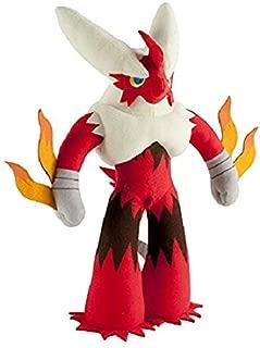 Pokémon Mega Training Plush, Blaziken