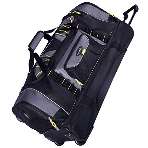 TPRC Sierra Madre Duffel Bag, Black, 30