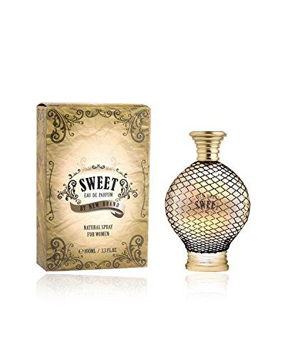 Nouvelle Marque Sweet 100 ml pour femme par Parfum – Parfums Femme – moins de £ 10.00