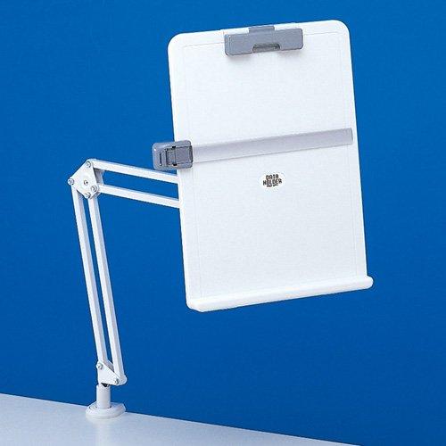 サンワサプライ アウトレット データホルダー(アームタイプ) DH-314N 箱にキズ、汚れのあるアウトレット品です。