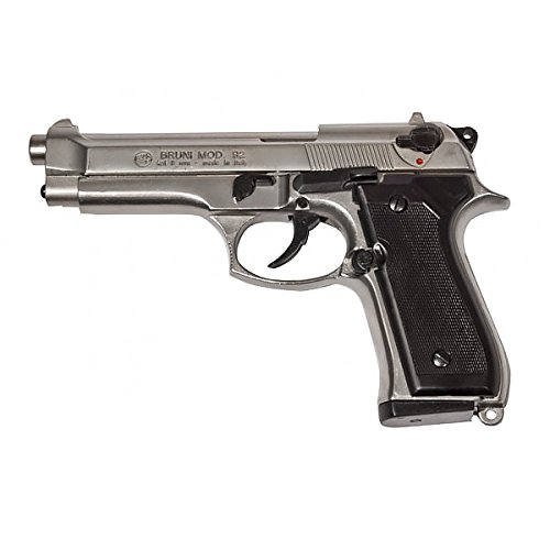 Bruni vacías Pistola BERETTA 92Calibre 9mm PAK 0.00julios No licencia