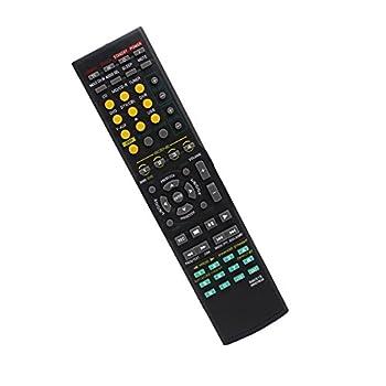 New RAV315 Universal Remote Compatible for Yamaha Audio/Video Receiver HTR6050 HTR-6050 HTR6040G HTR-6040G RXV561