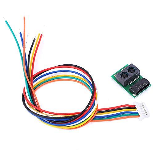 Circuito de procesamiento de señal de salida I2C 4-50cm Módulo de sensor de rango Robot infrarrojo