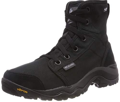 Columbia OUTDRY CAMDEN CHUKKA Stiefel für Damen, Schwarz, Grau (Columbia Grey), 36.5 EU
